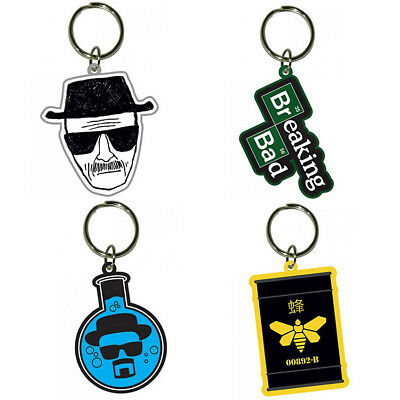 Breaking Bad - Vinyl Sticker / Keychain - versch. Motive - Heisenberg Moth Logo