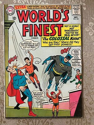 World's Finest Comics Issue #152 (DC, 1965)