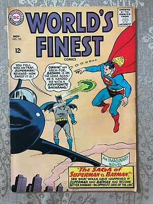 World's Finest Comics Issue #153 (DC, 1965)