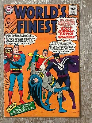 World's Finest Comics Issue #155 (DC, 1966)
