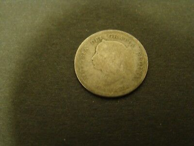 1871 CANADA 5 CENTS SILVER G   Canadian   Foreign Coin 5c
