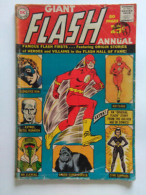 Flash Annuals And Giants!