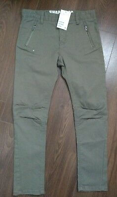 H&m Boys Trousers Size 8-9 Years Shaped Leg