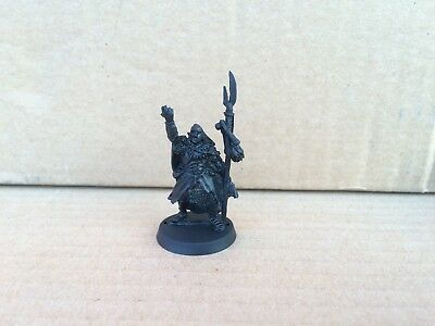 Uruk-Hai Shaman (Isengard commanders) metal LOTR Lord of the Rings Warhammer