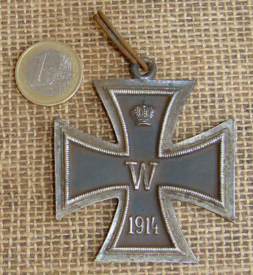 RARE Imperial German Prussian Grand Knights Iron Cross 1914
