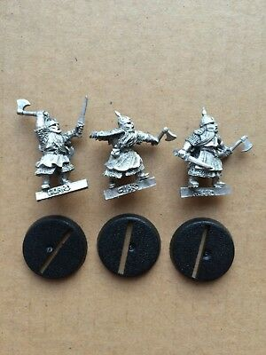 Iron Guard (Durin's Folk guards) metal LOTR Lord of the Rings Warhammer