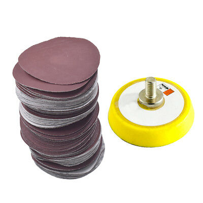 """193286-4 RSP44 6/"""" Sander Velcro Pad Remplace Makita A-91207"""