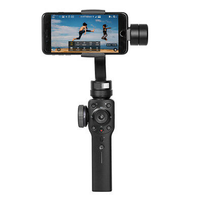 Zhiyun Smooth 4 3-Axis Handheld Gimbal For iPhone XS Max XR X 8Plus 8 7P Samsung