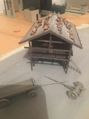 HO Scale Building