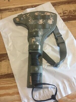 New Ontario Military SPAX w/ Army ACU MOLLE Sheath