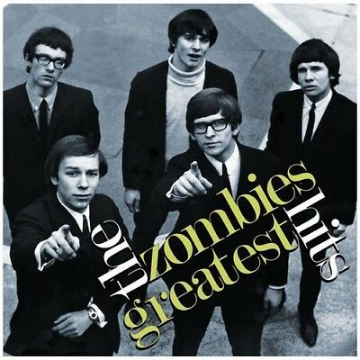 Zombies The Greatest Hits Remastered Cd New