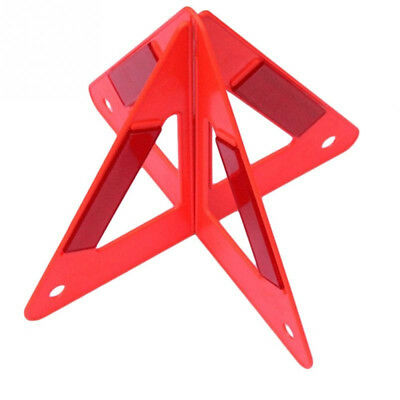 Foldable Breakdown Emergency Auto Tripod Reflective Warning Triangle Stop Sign