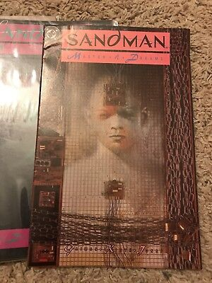 Sandman (1988 DC/vertigo) huge comic lot - Neil Gaiman