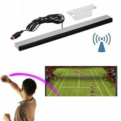 IR Sensor For Wii /Wii U Simulator Sensor Inductor Sensor Bar Wired Receiver