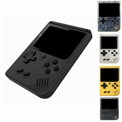 Coolbaby RS-6 A Retro Portable Handheld Game Console 8-Bit Built in 168 Games SL