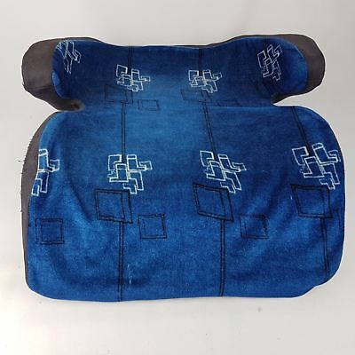 Childs Booster Seat Blue