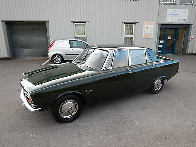 1967 ROVER P6 Series One 2000 Automatic