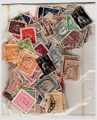 Portugal Colonies 17gms Ex Dealers Selection Stamps Duplication  Lot-438