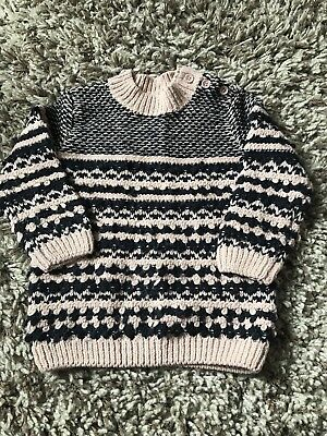 Girls Matalan Jumper Age 12-18months