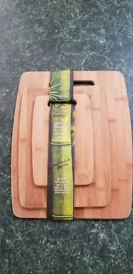 Totally Bamboo 3 Piece Bamboo Cutting Board Set 2399 Picclick