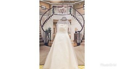 Sarah Moon Wedding Dress Brand New With Tags Size 14