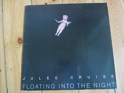 Julee Cruise - Floating into the night - Vinyl LP, 1989 WB - Rar