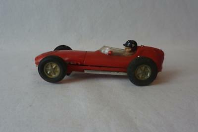 VINTAGE TRI-ANG SCALEXTRIC  1960's LOTUS F 1 SINGLE SEATER MM /C 54 RED