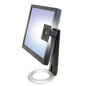 NEW Neo-Flex LCD Monitor Stand Black, 75 and 100mm VESA Mount, 7.2kg Weight