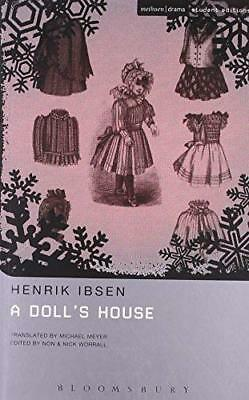 "Doll's House"" by Henrik Ibsen New Paperback Book"