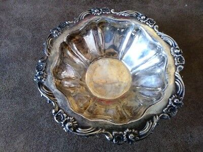 Camusso 925 Sterling Silver Candy Dish Tray 4.80z / 136.08 grams
