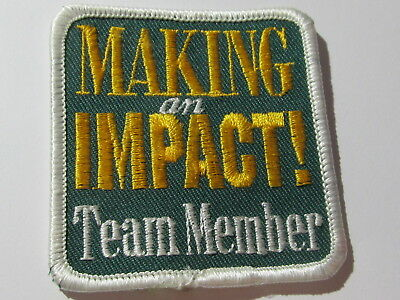 home depot collectibles making an impact  patch