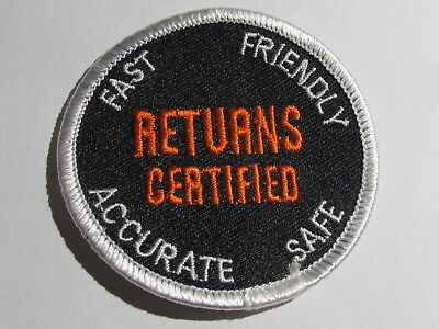 home depot collectibles returns certified patch