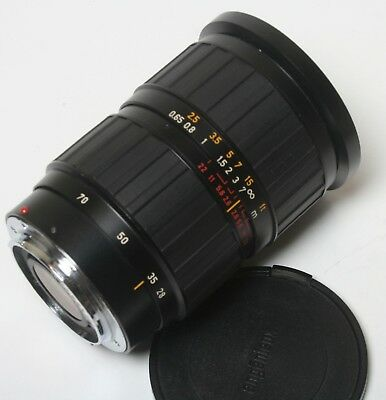 Angenieux 28-70 2.6 auto lens for Sony