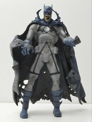 DC Direct BLACKEST NIGHT Series 5 BLACK LANTERN BATMAN Zombie Action Figure
