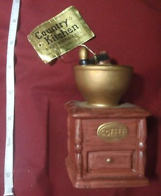 Vintage Bell - Coffee - From Country Kitchen - Jasco