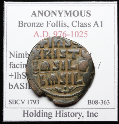 Anonymous AE Follis, Class A1, Jesus Christ King of Kings