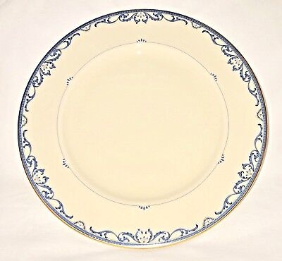 LENOX LIBERTY Fine China dinner plate Ivory