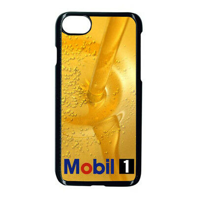 Mobil 1 Motor Oil lubrication #D01 iPhone 8 Case