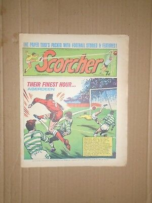 Scorcher issue dated June 27 1970