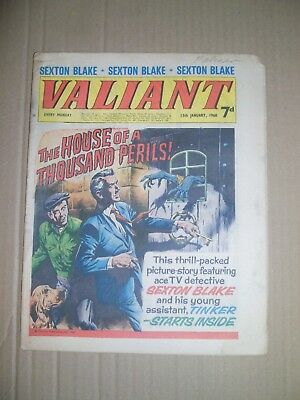 Valiant issue dated January 13 1968