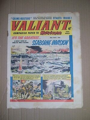 Valiant issue dated May 30 1964