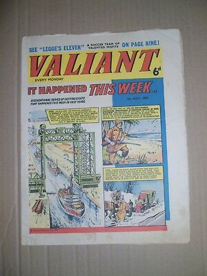 Valiant issue dated May 1 1965