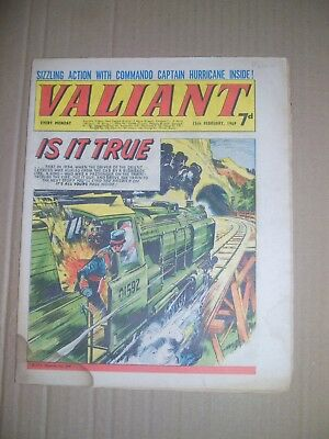 Valiant issue dated February 15 1969