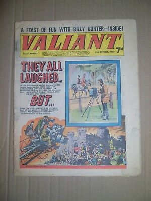 Valiant issue dated October 21 1967