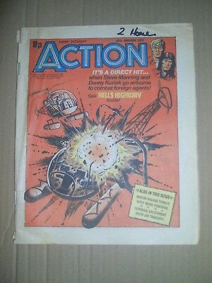 Action issue dated January 15 1977