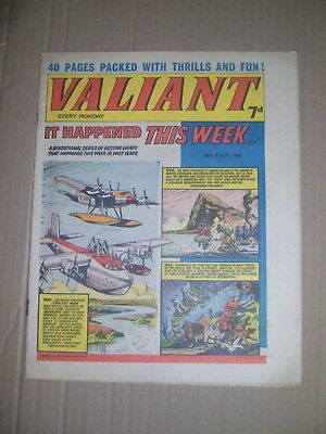 Valiant issue dated July 24 1965