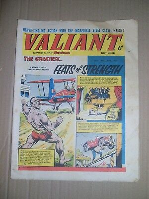 Valiant issue dated January 16 1965