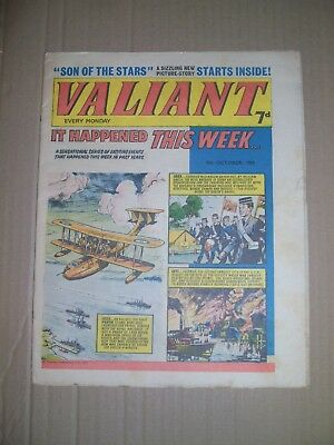 Valiant issue dated October 9 1965