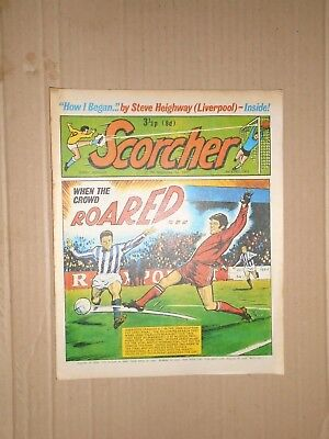 Scorcher issue dated April 3 1971