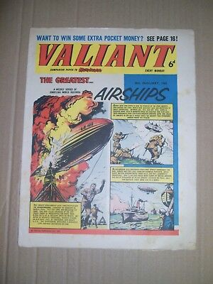 Valiant issue dated January 30 1965